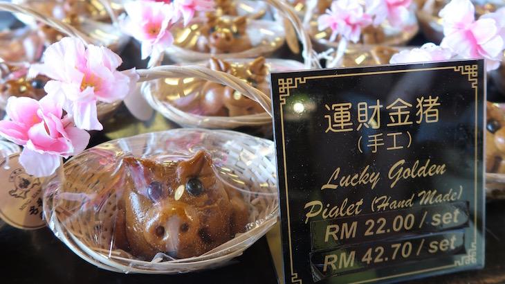Pastelaria Ming Xiang Tai - George Town - Penang - Malásia © Viaje Comigo