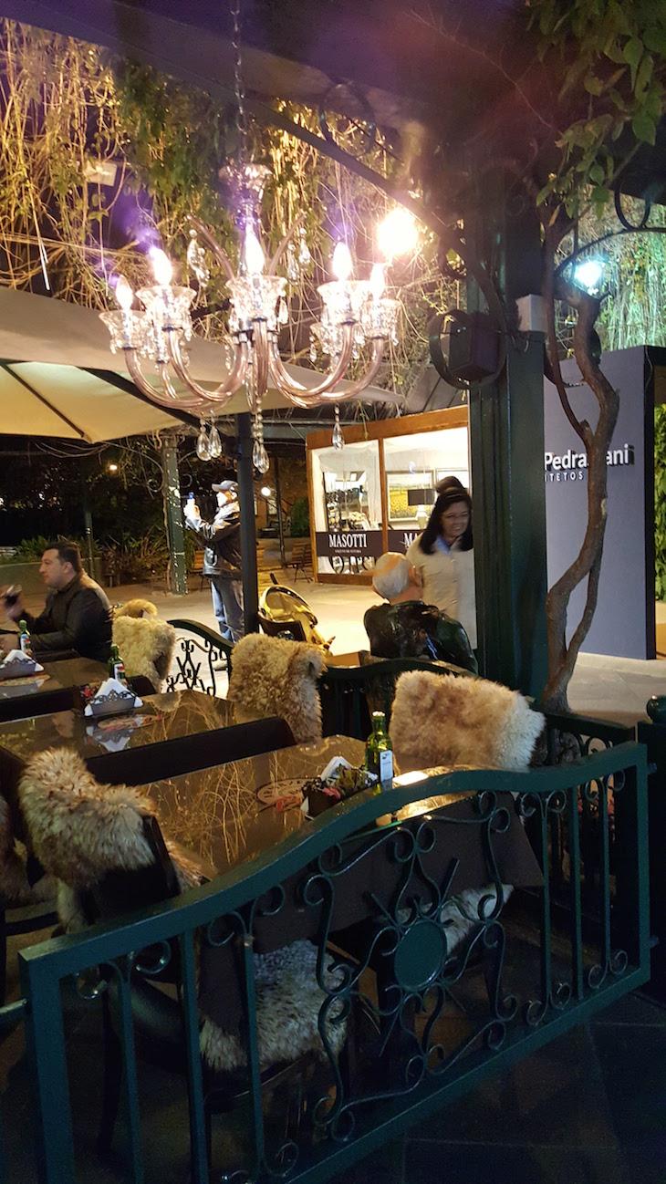 Café na Rua Coberta - Gramado - Rio Grande do Sul - Brasil © Viaje Comigo