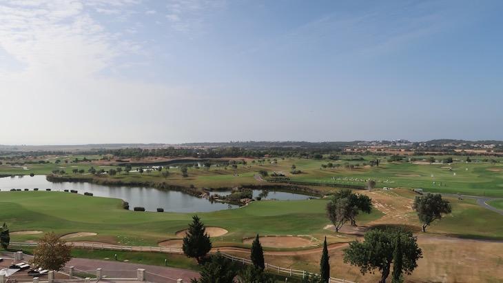 Campos de golfe - Anantara Vilamoura Algarve Resort © Viaje Comigo