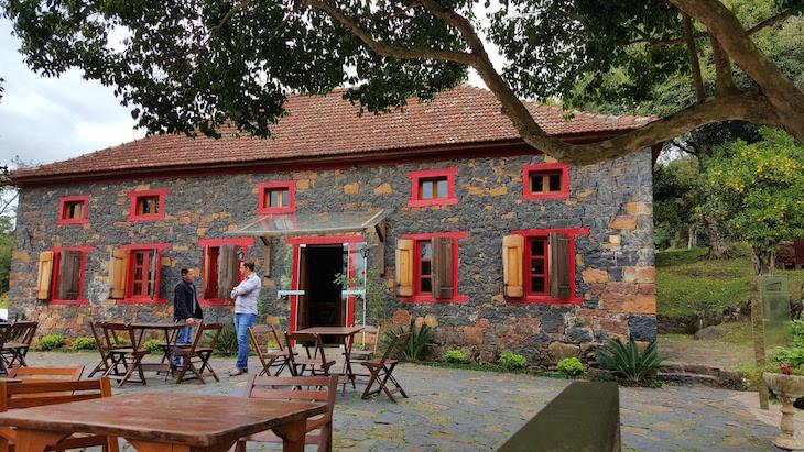 Restaurante Casa Angelo - Bento Gonçalves © Viaje Comigo
