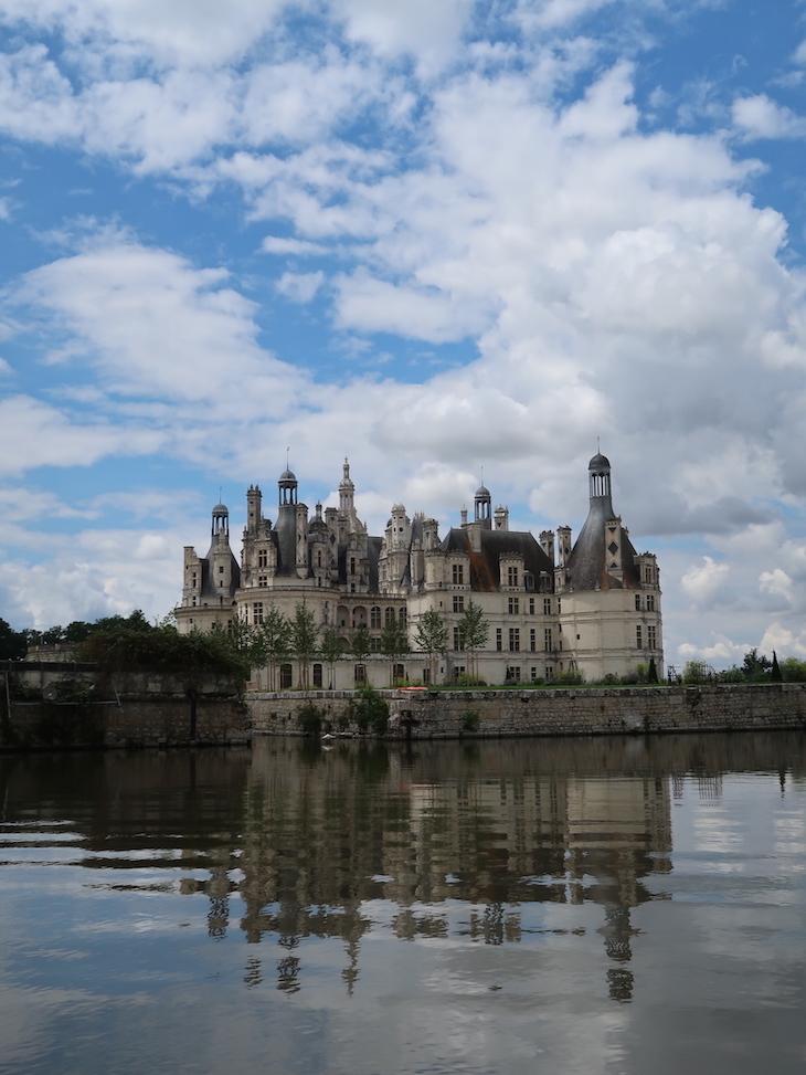 Château de Chambord - França © Viaje Comigo