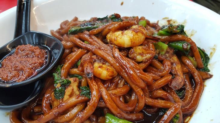 Comida de rua - Malásia © Viaje Comigo
