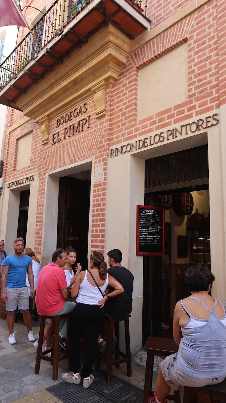 El Pimpi - Málaga - Espanha © Viaje Comigo