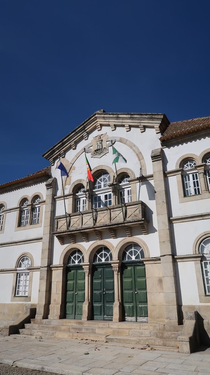 Paços do Concelho -Trancoso - Portugal © Viaje Comigo