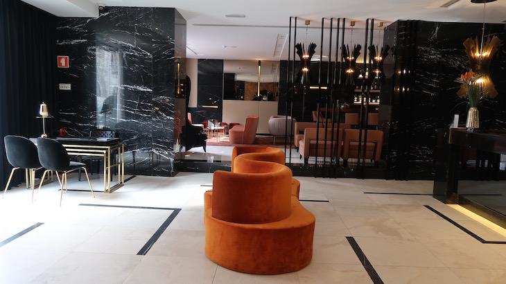 Entrada no Altis Avenida Hotel © Viaje Comigo