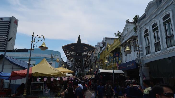 Kasturi Walk - Kuala Lumpur - Malásia © Viaje Comigo