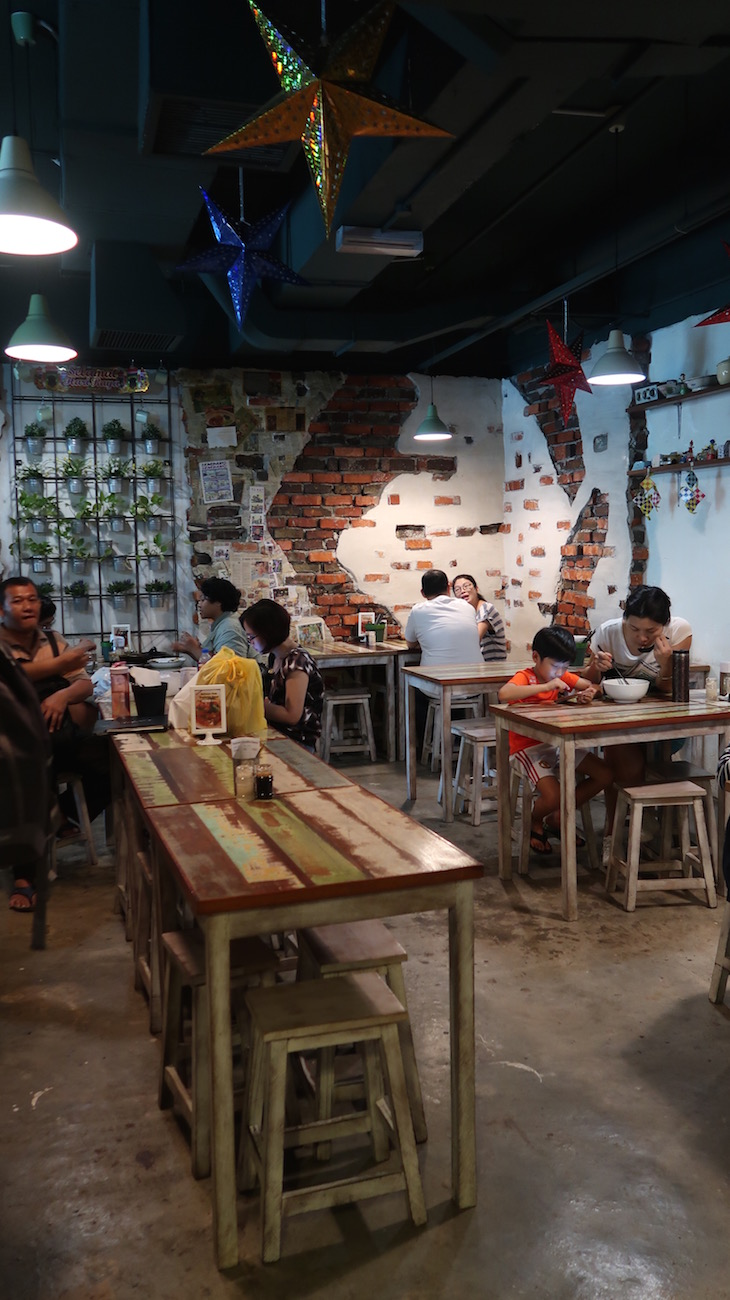 Restaurante Gyuniku Signature - Central Market - Kuala Lumpur - Malásia © Viaje Comigo