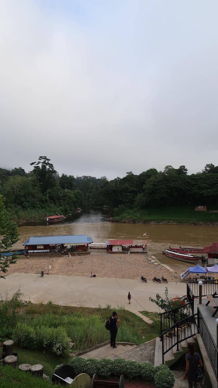 Kuala Tahan - Malásia © Viaje Comigo