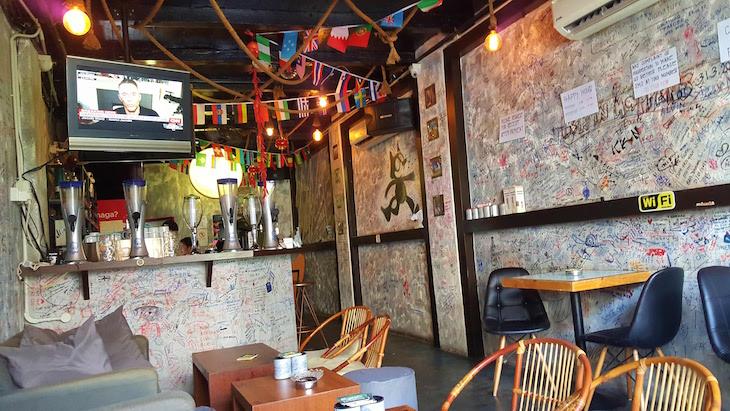 Selfie Coffee - George Town - Penang - Malásia © Viaje Comigo