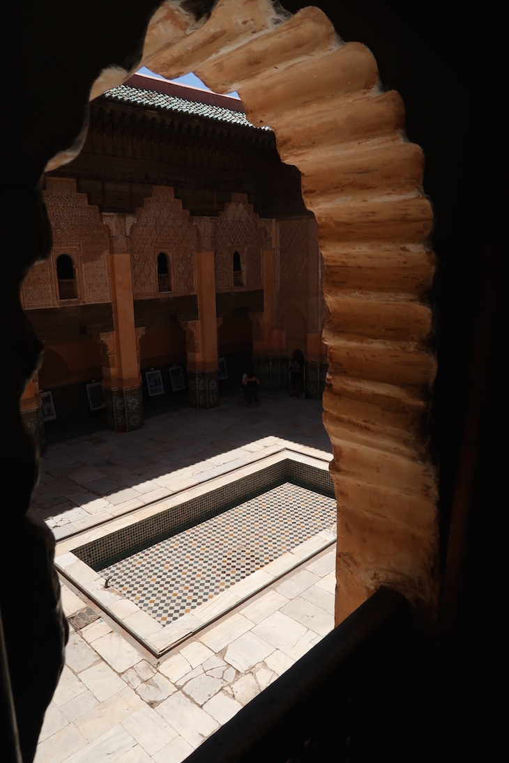 Madraça Ben Youssef, Marraquexe, Marrocos © Viaje Comigo