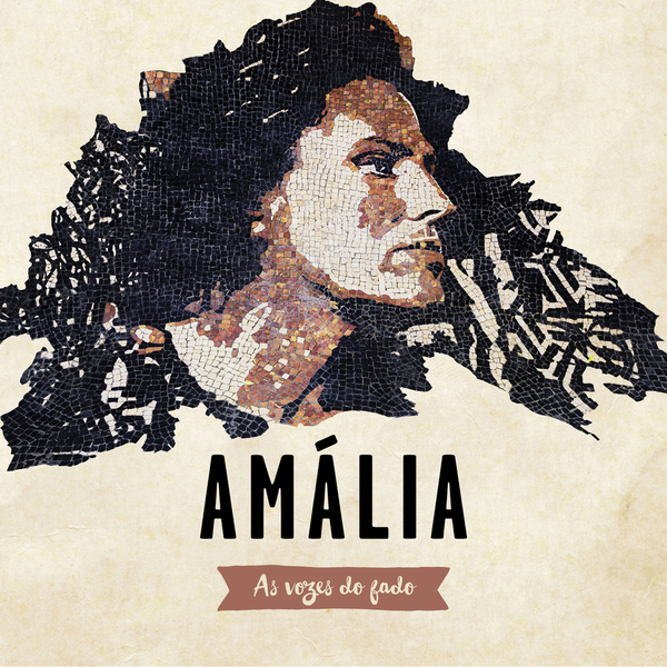 """Capa do disco """"Amália, as Vozes do Fado"""" - Direitos reservados"""