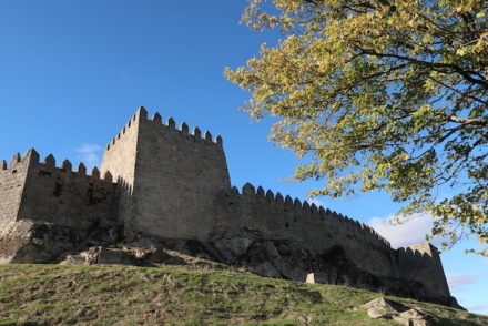 Castelo de Trancoso, Portugal © Viaje Comigo