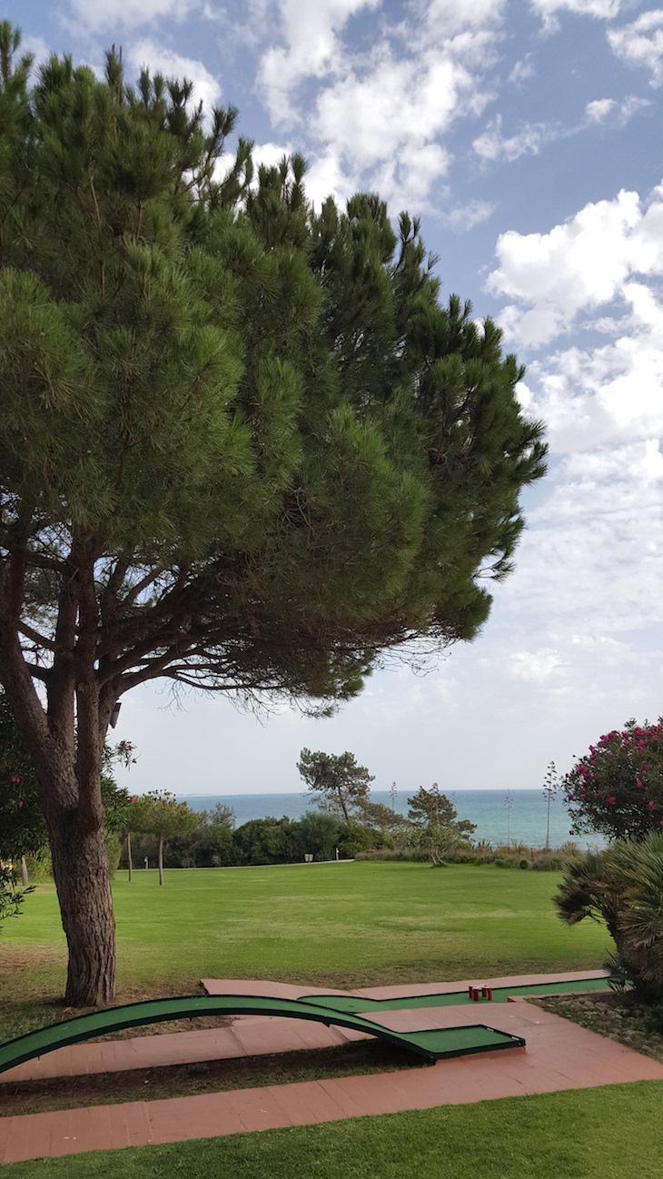 Club Med Da Balaia para a praia Maria Luísa - Algarve © Viaje Comigo