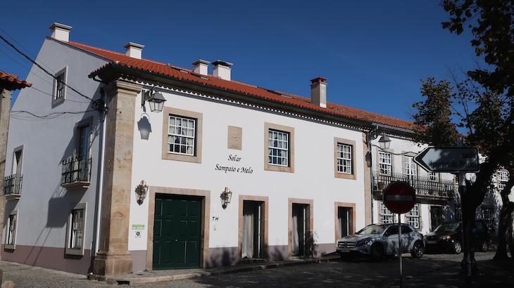 Solar Sampaio e Melo Trancoso - Portugal © Viaje Comigo