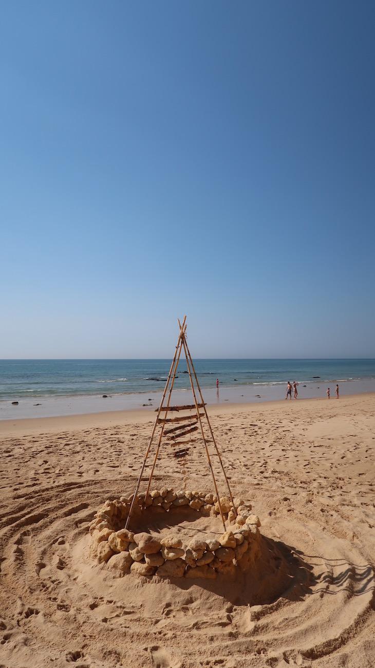 Praia Maria Luísa, Albufeira, Algarve © Viaje Comigo