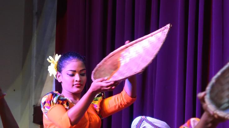 Espetáculo em Kandy - Sri Lanka © Viaje Comigo