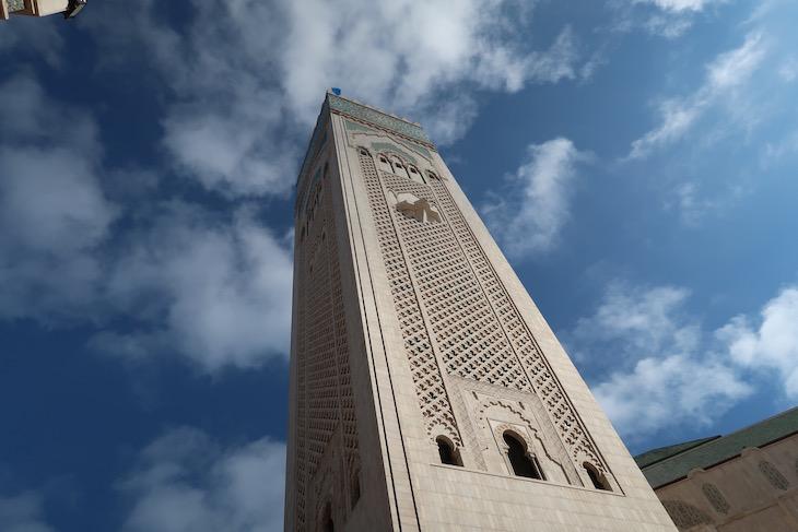 Mesquita Hassan II, Casablanca. Marrocos © Viaje Comigo