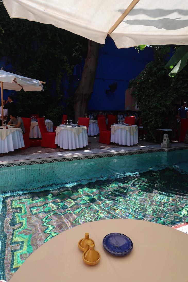 Restaurante Dar Moha, Marraquexe, Marrocos © Viaje Comigo