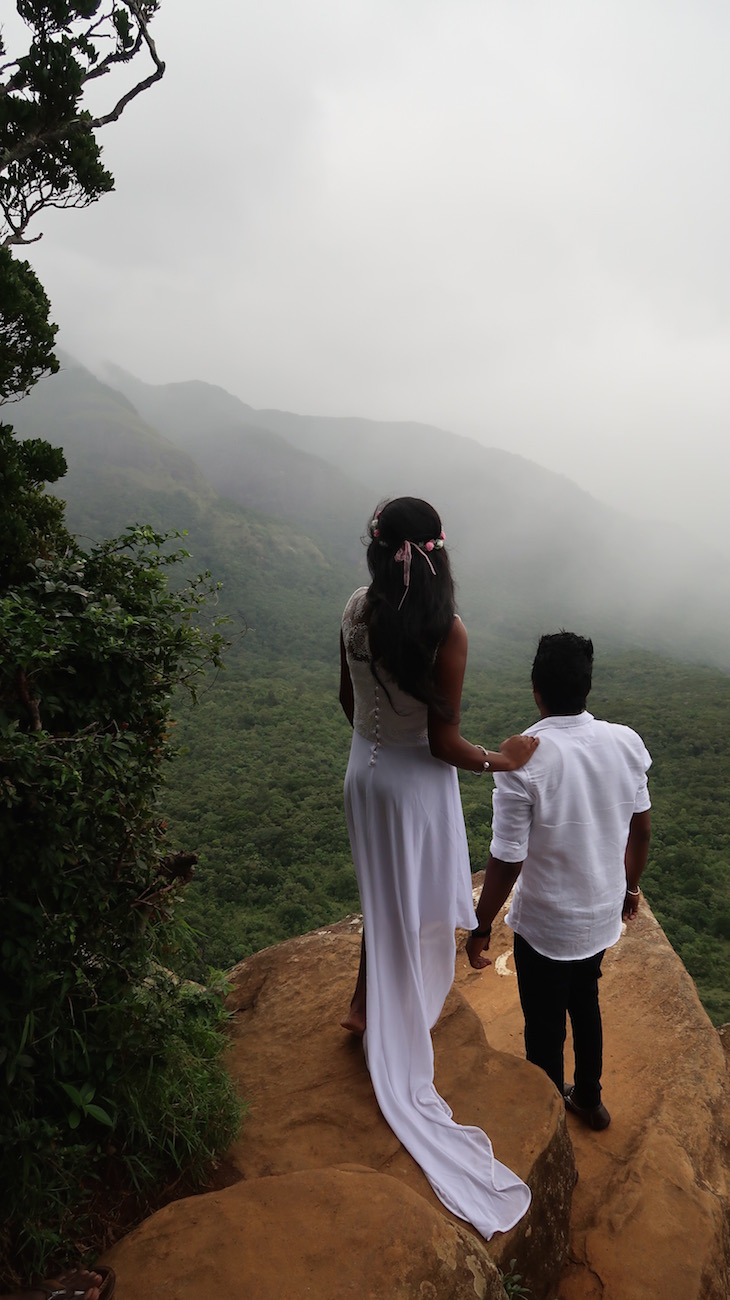Fotografias dos noivos - Pitawala Pathana - Sri Lanka © Viaje Comigo