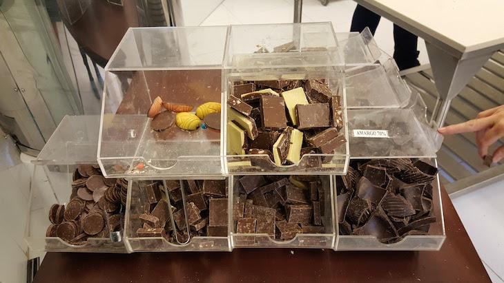 Provas no Mundo do Chocolate - Gramado - Rio Grande do Sul - Brasil © Viaje Comigo
