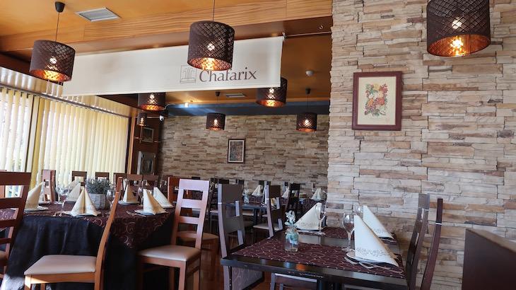Restaurante Chafarix, Melgaço, Portugal © Viaje Comigo