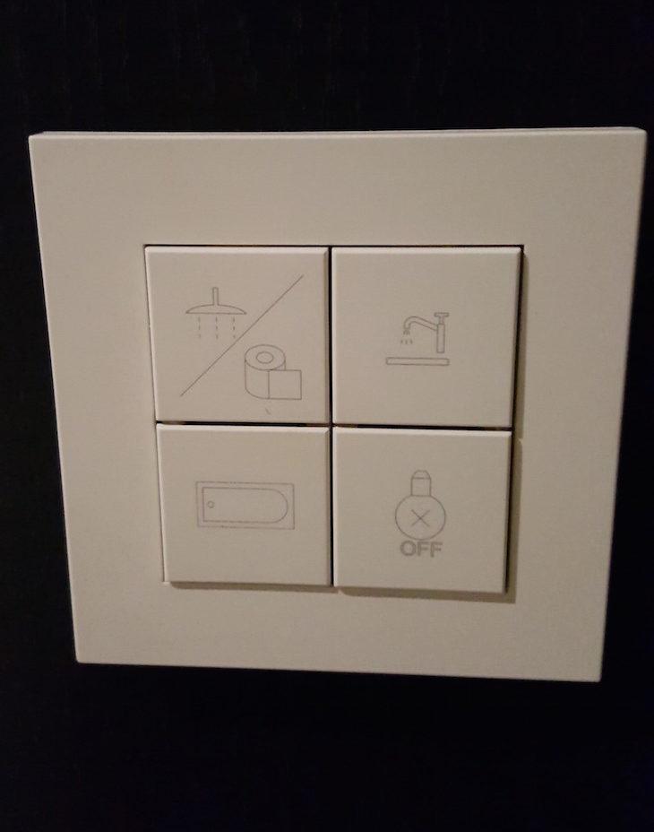 Interruptores complicados © Viaje Comigo