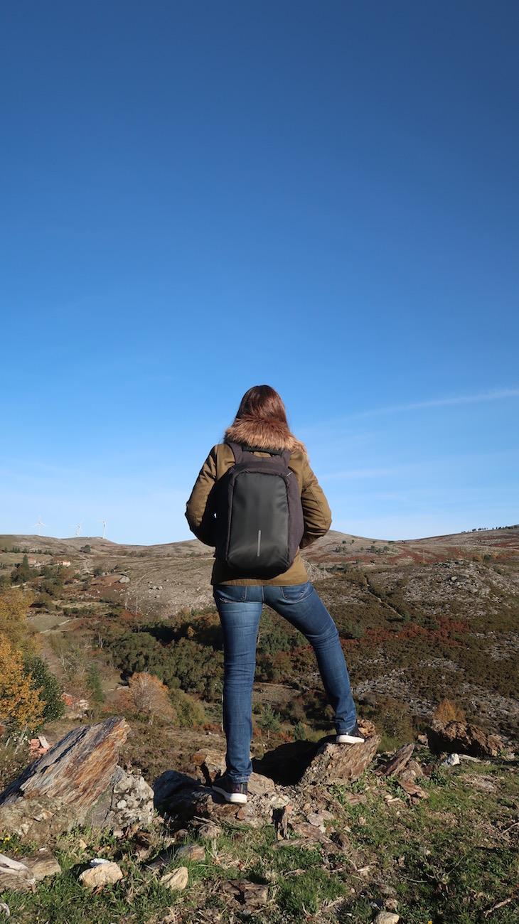 Bavel, a mochila anti-ladrões © Viaje Comigo