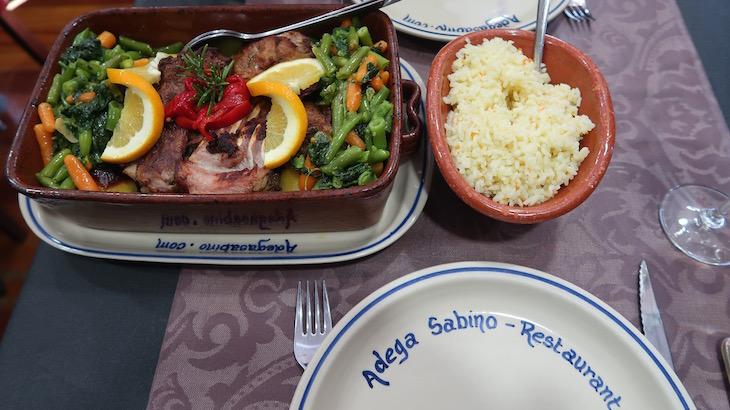 Restaurante Sabino - Melgaço - Portugal © Viaje Comigo