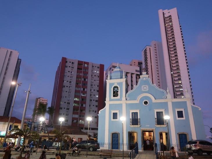 Igreja de Nossa Senhora da Boa Viagem, Recife, Brasil © Viaje Comigo
