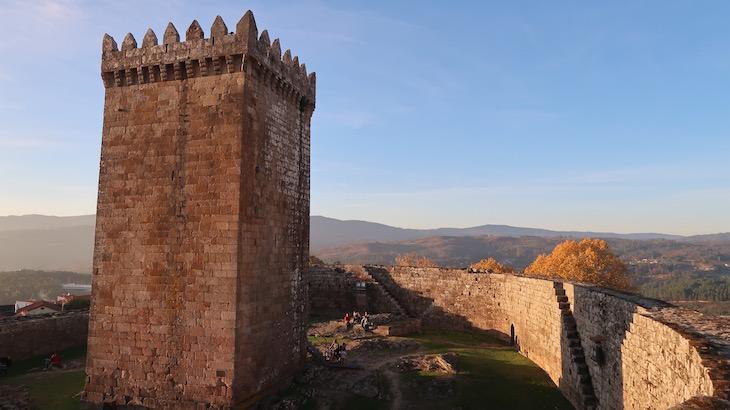 Castelo de Melgaço - Portugal © Viaje Comigo