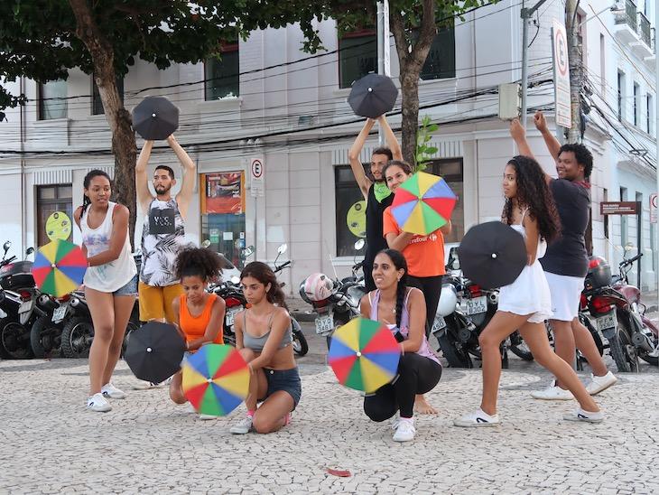 Grupo de Frevo - Recife - Brasil © Viaje Comigo