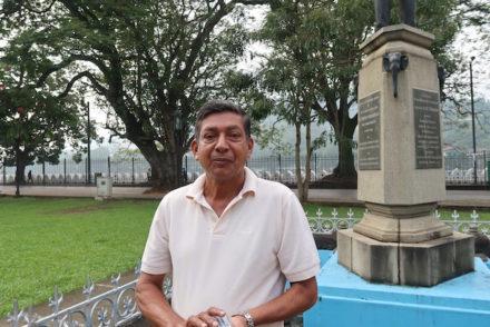 Guia senhor Silva - Sri Lanka © Viaje Comigo