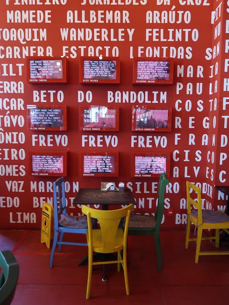 Paço do Frevo - Recife - Brasil © Viaje Comigo