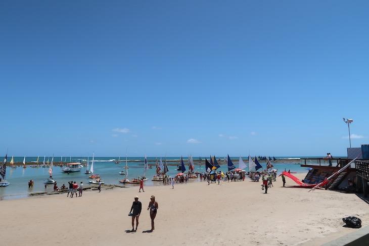 Praia de Porto de Galinhas - Brasil © Viaje Comigo