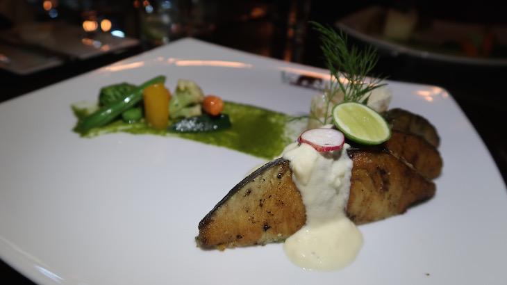 Restaurante Villa Pinnawala - Sri Lanka © Viaje Comigo