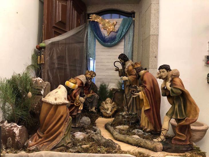 Presépio na Igreja dos Carmelitas - Porto © Viaje Comigo
