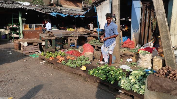 Maning Market - Colombo - Sri Lanka © Viaje Comigo