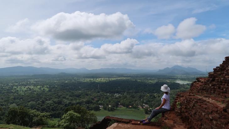 Sigiriya, Sri Lanka © Viaje Comigo