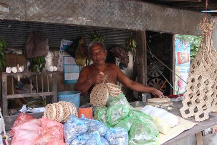 Vendedor do Sri Lanka © Viaje Comigo