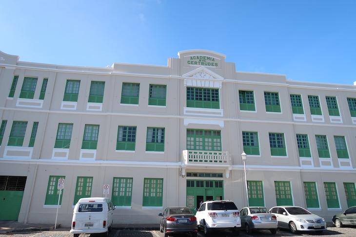 Academia Santa Gertrudes, Olinda - Pernambuco - Brasil © Viaje Comigo