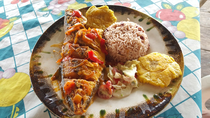 Restaurante Alfonso - Bocas del Toro, Panamá © Viaje Comigo