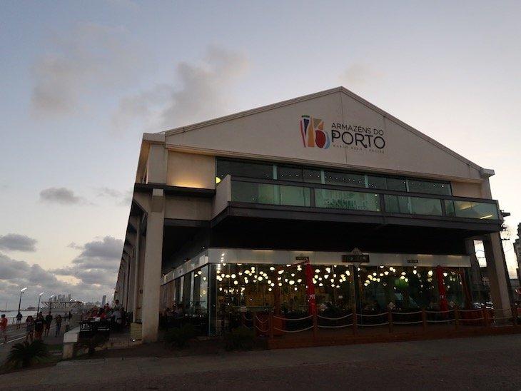 Armazéns do Porto - Recife - Pernambuco - Brasil © Viaje Comigo