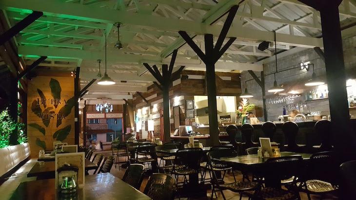 Restaurante Buena Vista - Isla Colon - Bocal del Toro - Panamá © Viaje Comigo