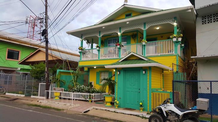 Isla Colon, Bocas del Toro, Panamá © Viaje Comigo