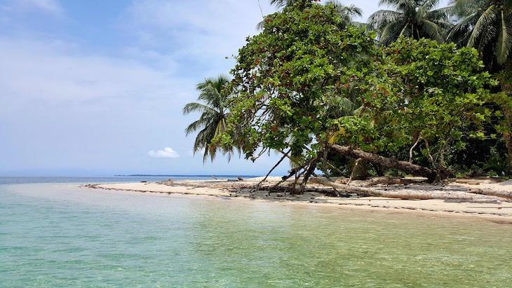 Cayo Coral - Bocas del Toro, Panamá © Viaje Comigo