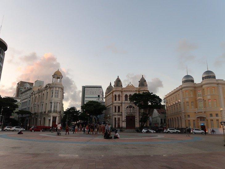 Recife - Pernambuco - Brasil © Viaje Comigo