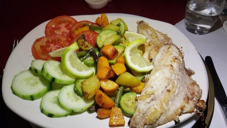 Jantar no Riad Chbanate, Essaouira, Marrocos © Viaje Comigo