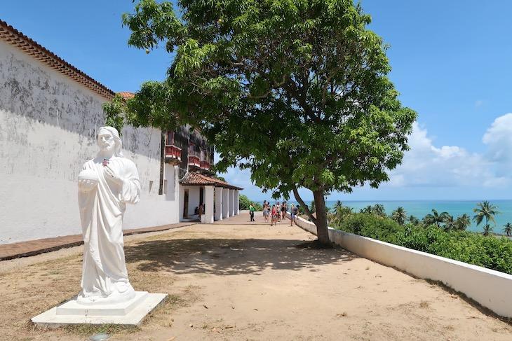Catedral Metropolitana (Igreja) de São Salvador do Mundo - Olinda - Pernambuco - Brasil © Viaje Comigo