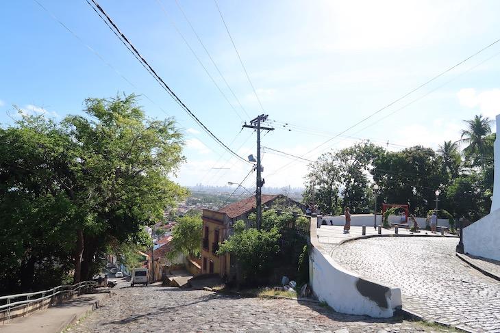 Ladeira da Misericórdia - Olinda - Pernambuco - Brasil © Viaje Comigo