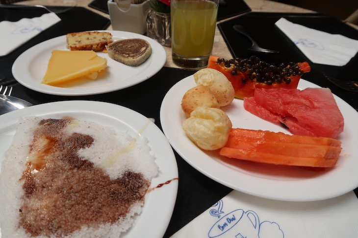 Pequeno-Almoço do Hotel Atlante Plaza - Recife - Brasil ©Viaje Comigo